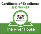 Certificate of Excellence - 2013 WINNER